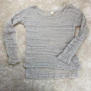 3/$30 - Anthropologie Sparrow Alpaca Blend Sweater